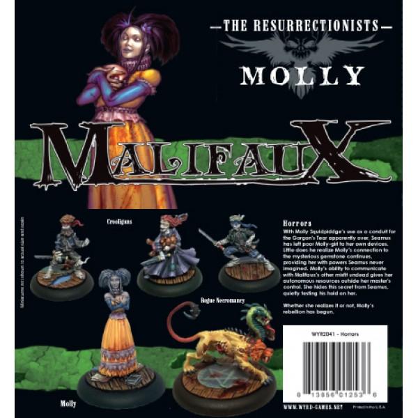 Malifaux - Resurrectionists - Horrors - Molly Box Set
