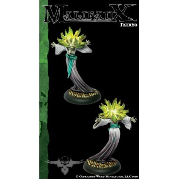 Malifaux - Resurrectionists - Ikiryo