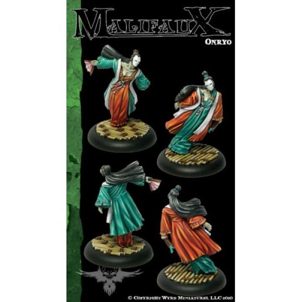 Malifaux - Resurrectionists - Onryo