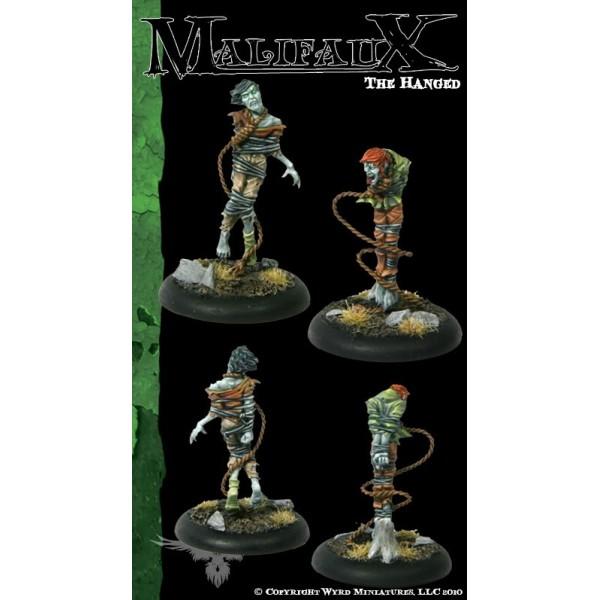 Malifaux - Resurrectionists - The Hanged