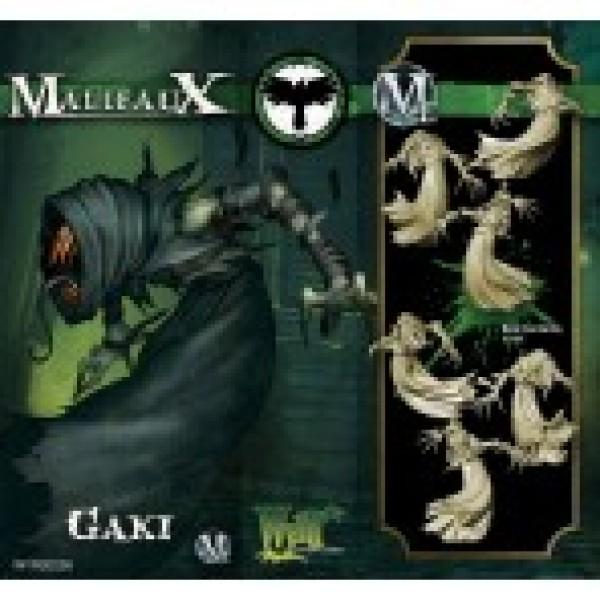 Malifaux - Resurrectionists - Gaki
