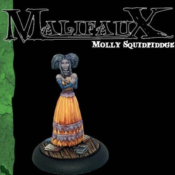 Malifaux - Resurrectionists - Molly Squidpiddge