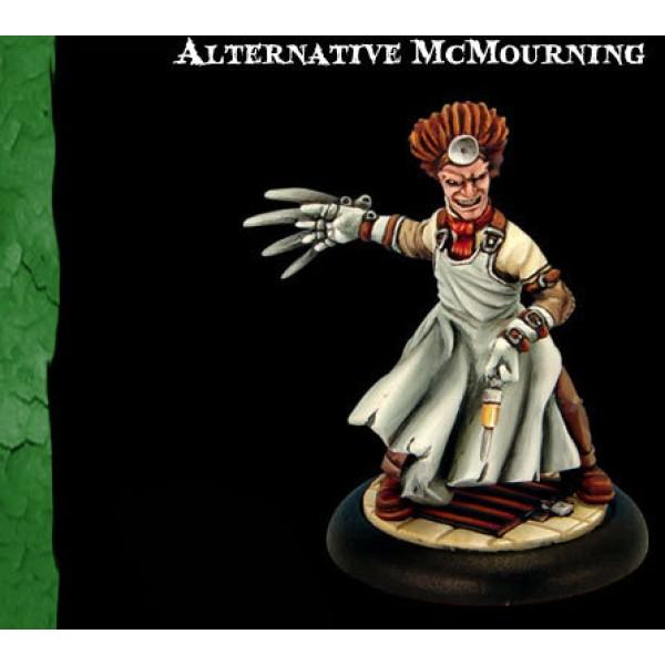 Malifaux - Resurrectionists - McMourning Alternate