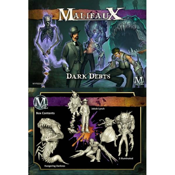 Malifaux - Neverborn / Ten Thunders - Dark Debts - Jakob Lynch Box Set