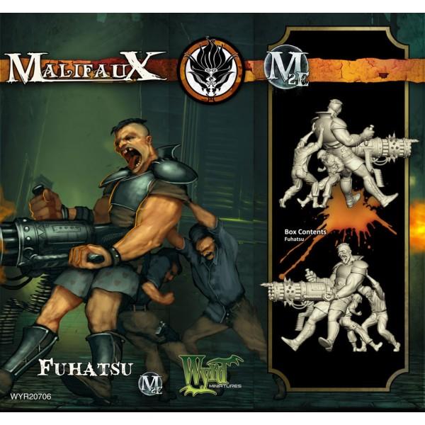 Malifaux - The Ten Thunders - Fuhatsu