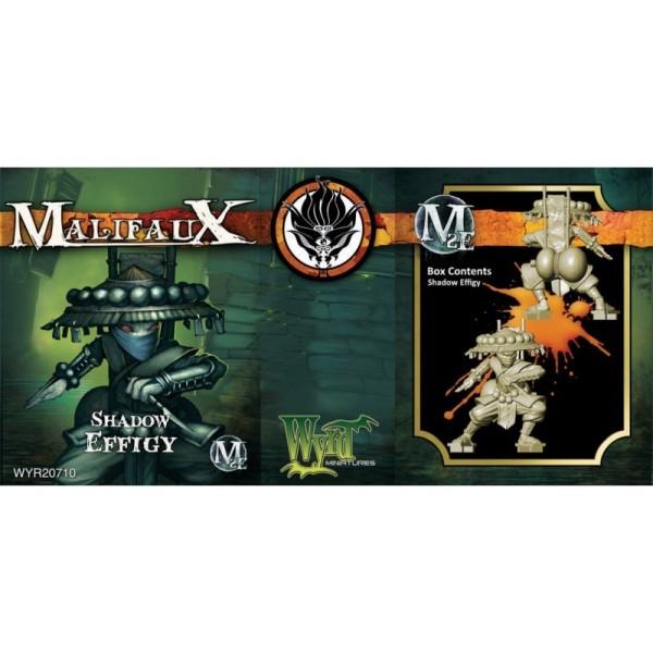 Malifaux - The Ten Thunders - Shadow Effigy
