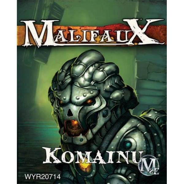 Malifaux - The Ten Thunders - Komainu