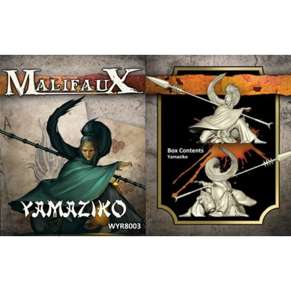 Malifaux - The Ten Thunders - Yamiziko