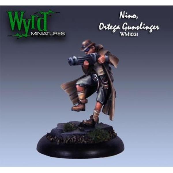 Malifaux - The Guild - Nino Ortega