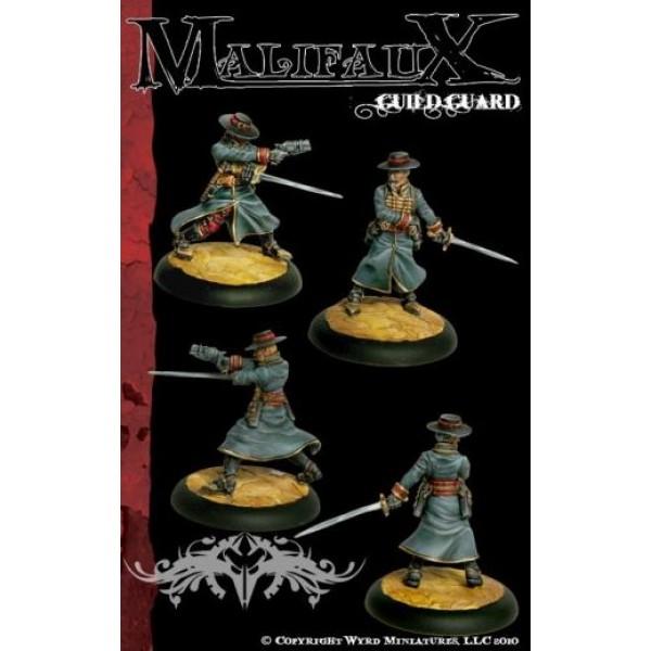 Malifaux - The Guild - Guard