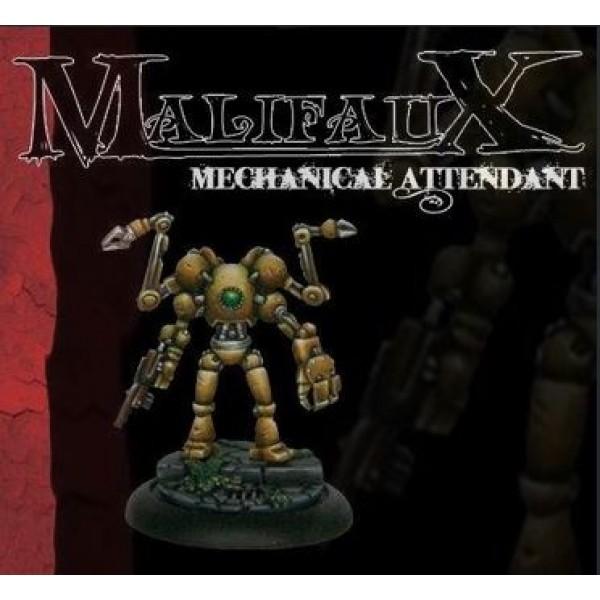 Malifaux - The Guild - Mechanical Attendant