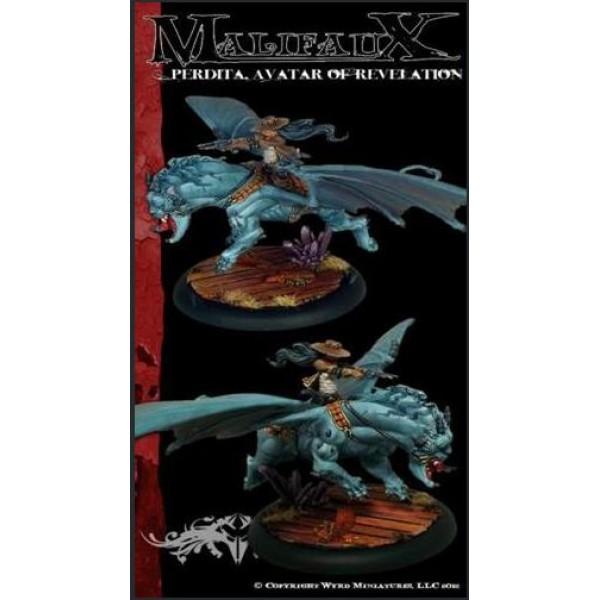 Malifaux - The Guild - Perdita Avatar of Revelation