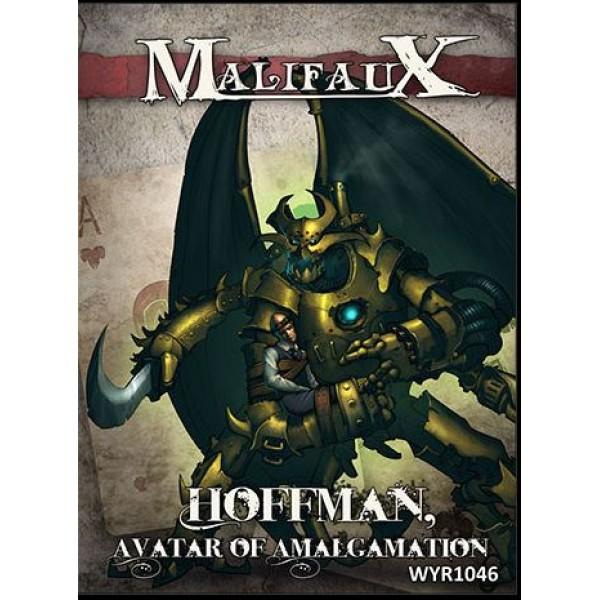 Malifaux - The Guild - Hoffman Avatar of Amalgamation