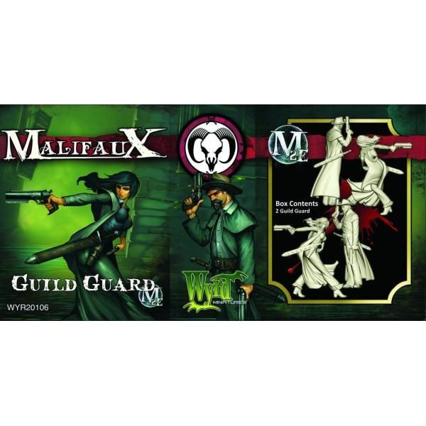 Malifaux - The Guild - Guild Guard