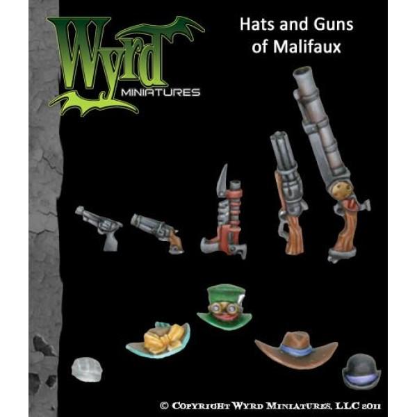 Malifaux - Hats and Guns