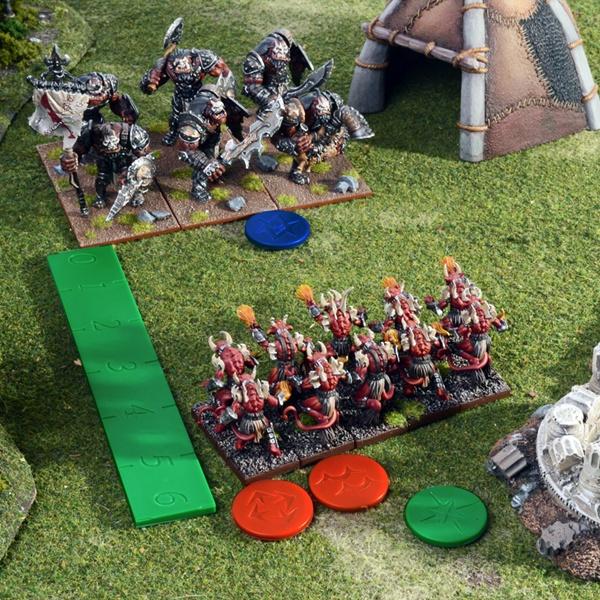 Mantic - Kings of war - Counter Set