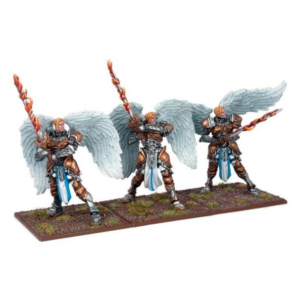 Mantic - Kings Of War - Basilean Elohi Troop