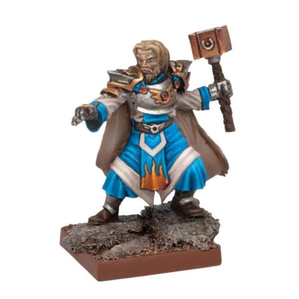 Mantic - Kings Of War - Basilean Berosos, High Priest of Basilea