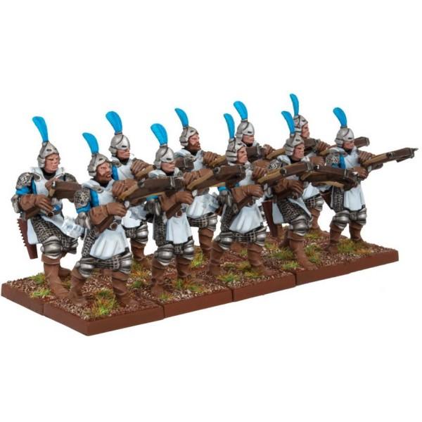 Mantic - Kings Of War - Basilean Crossbowmen Troop