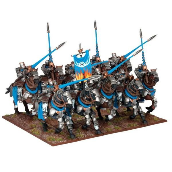 Mantic - Kings Of War - Basilean Paladin Knight Regiment