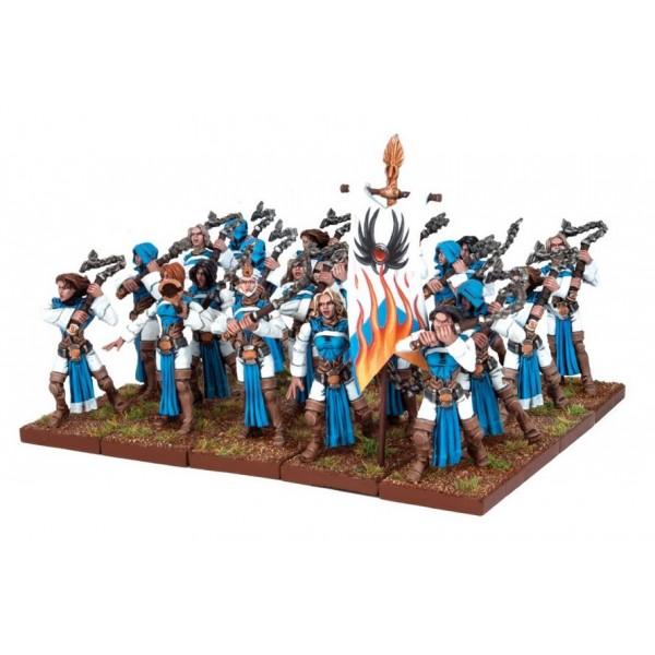Mantic - Kings Of War - Basilean Sisterhood Regiment