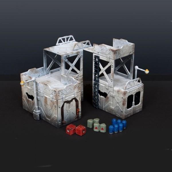 Battlezones - Urban District