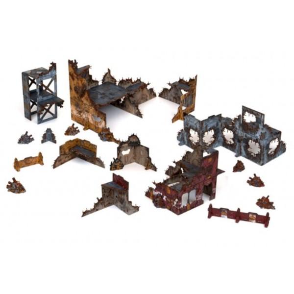 Battlezones - Ruined Sector