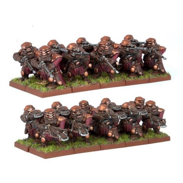 Mantic - Kings Of War - Dwarf Army