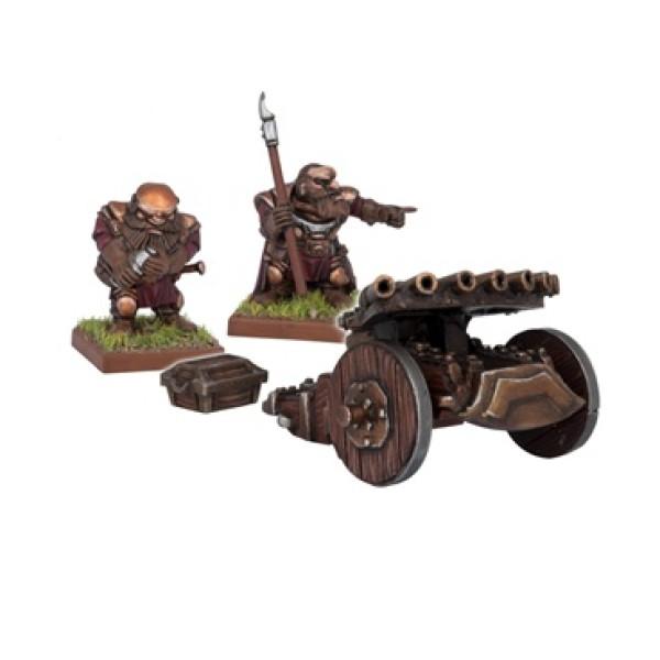 Mantic - Kings Of War - Dwarf Ironbelcher