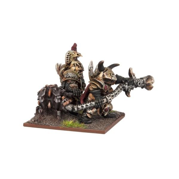 Mantic - Kings Of War - Abyssal Dwarf Dragon Fire Team