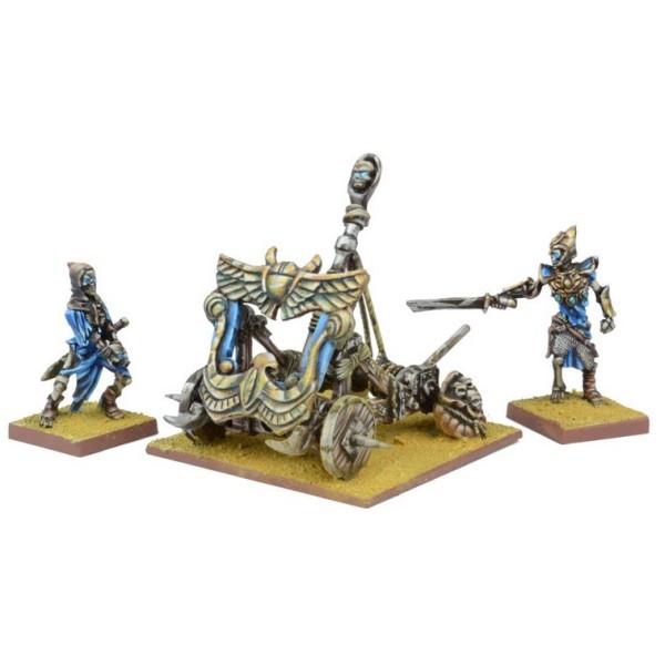 Mantic - Kings Of War - Empires Of Dust - Balefire Catapult