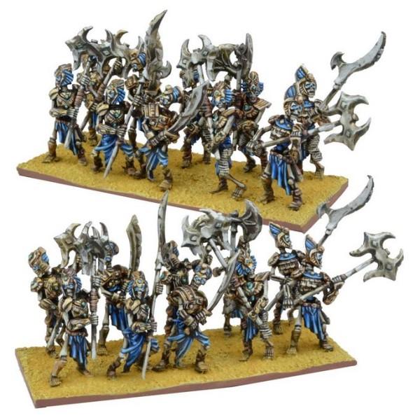 Mantic - Kings Of War - Empires Of Dust - Revenant Regiment