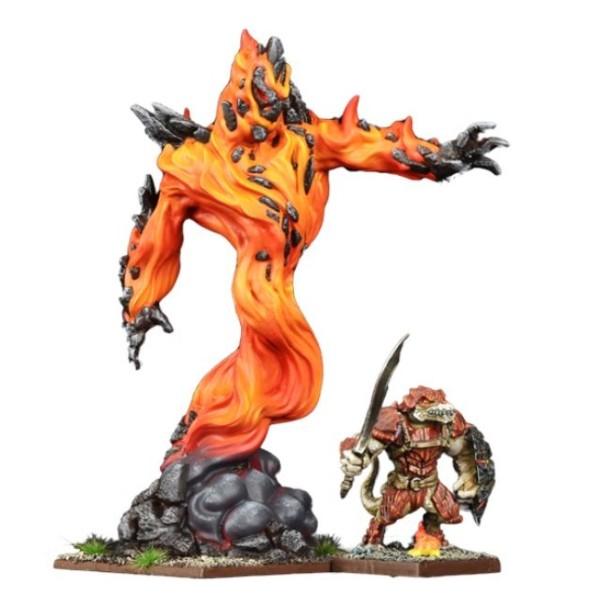 Mantic - Kings Of War - Greater Fire Elemental
