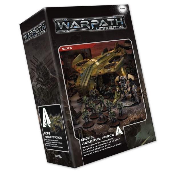 Warpath - GCPS Reserve Force