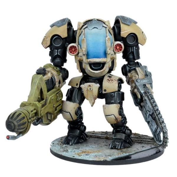 Warpath - GCPS Mega Force