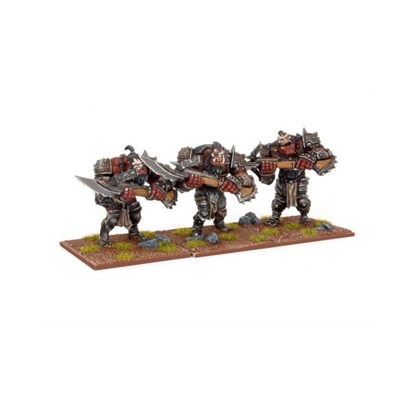 Mantic - Kings Of War - Ogre Shooters