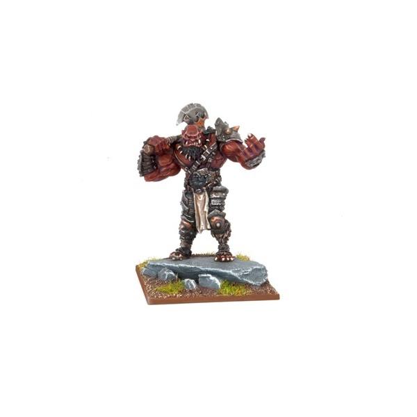 Mantic - Kings Of War - Ogre Captain, Grokagamok