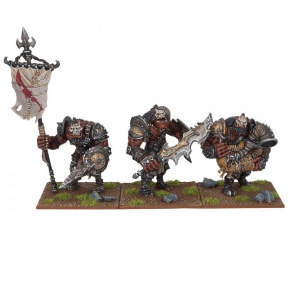 Mantic - Kings Of War - Ogre Command