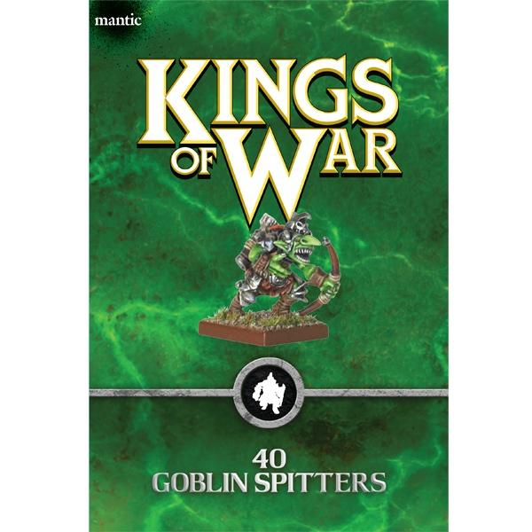 Mantic - Kings Of War - Goblin Spitters Horde