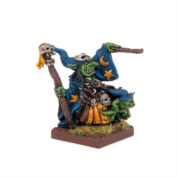 Mantic - Kings Of War - Goblin Heroes (3 Figures)