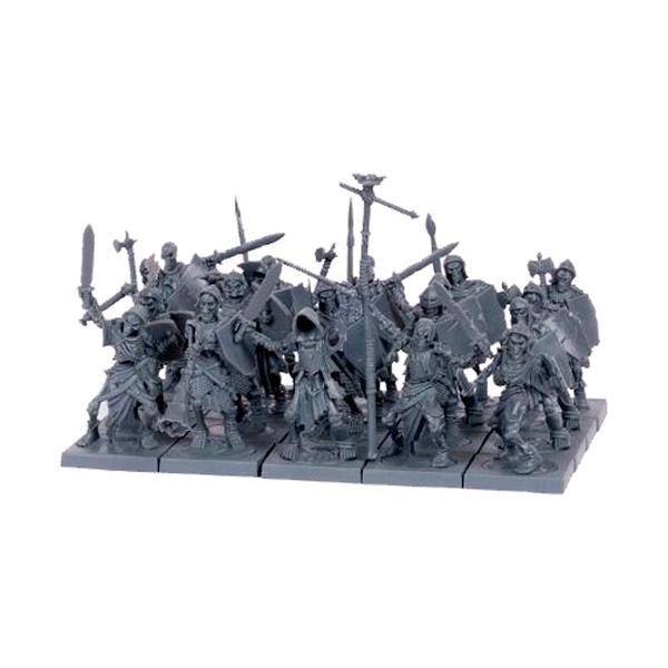 Mantic - Kings Of War - Undead Skeleton Regiment