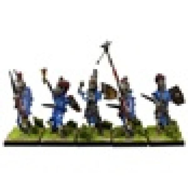 Mantic - Kings Of War - Undead Revenant Regiment