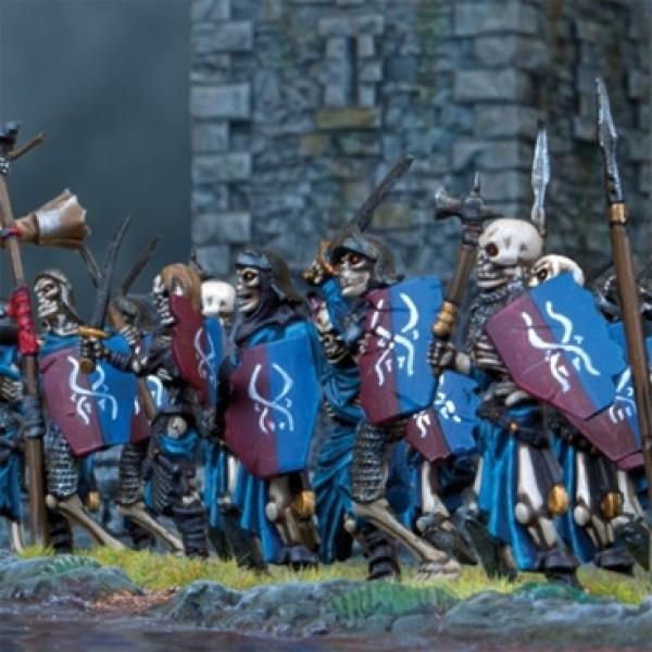 Mantic - Kings Of War - Undead Skeleton Horde
