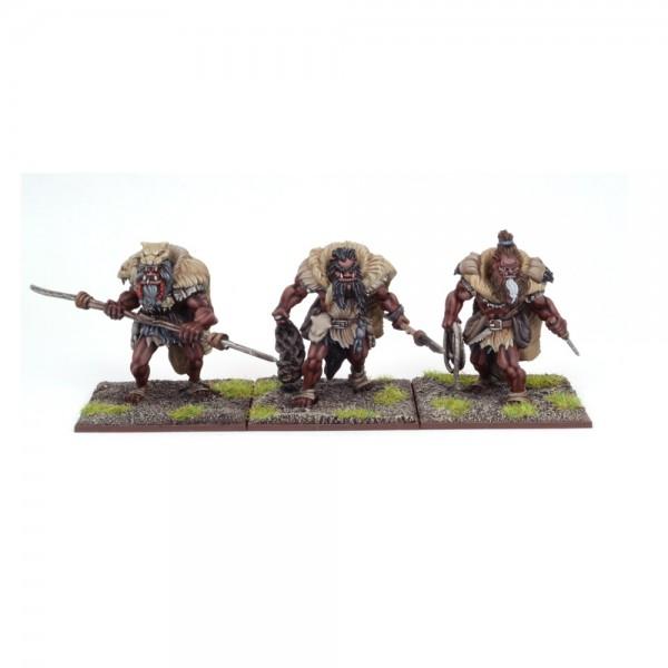 Mantic - Kings Of War - Ogre Hunters