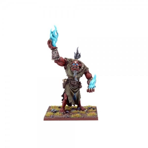 Mantic - Kings Of War - Ogre Warlock