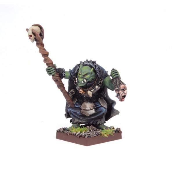 Mantic - Kings Of War - Orc Godspeaker