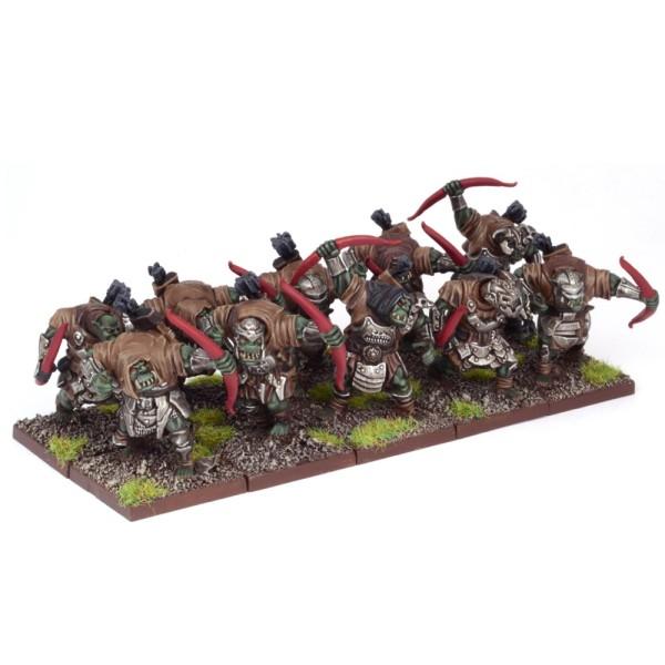 Mantic - Kings Of War - Orc Skulks