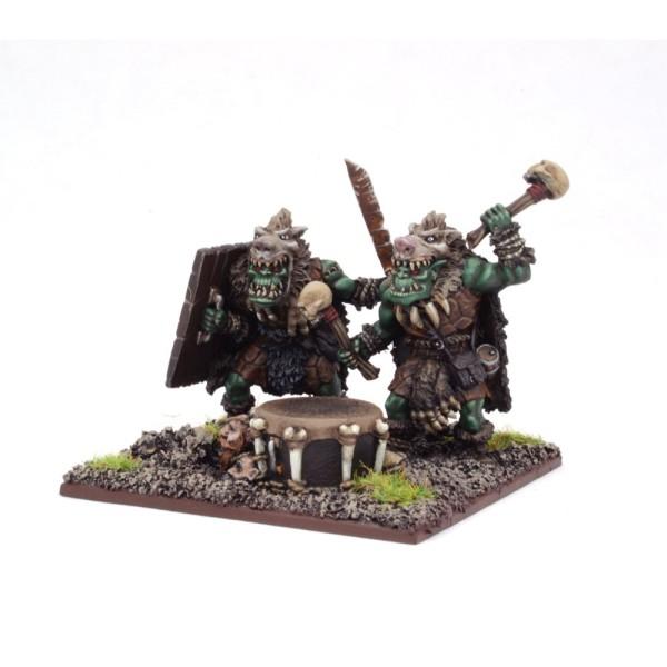 Mantic - Kings Of War - Orc War Drums