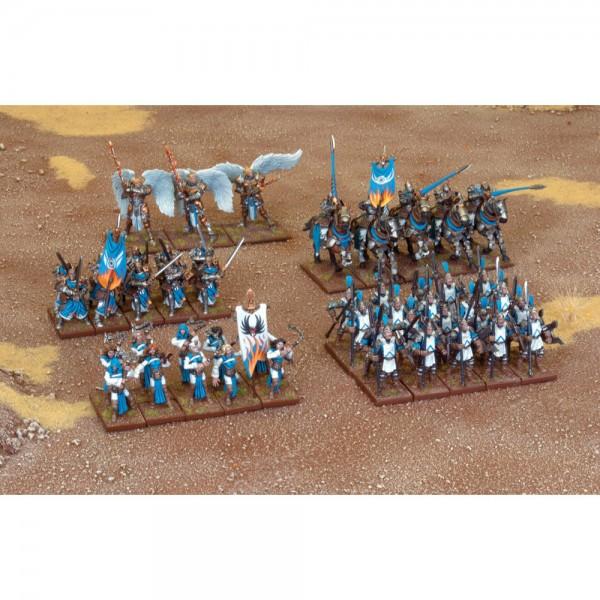Mantic - Kings Of War - Basilean Army