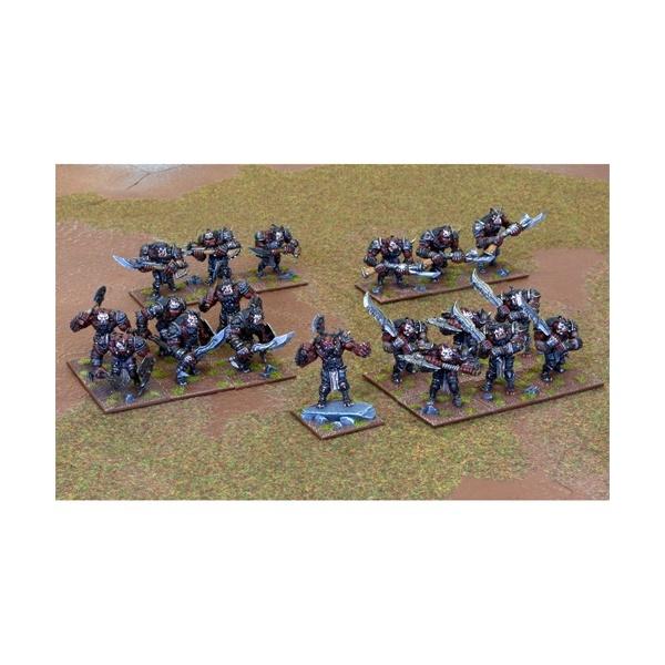 Mantic - Kings Of War - Ogre Army